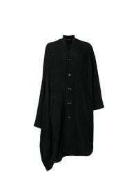 Capa negra de Yohji Yamamoto