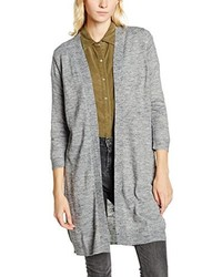 Cárdigan abierto gris de Vero Moda