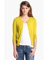 Cardigan amarillo original 1340619