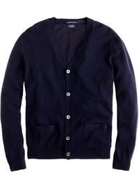 Cardigan azul marino original 411264