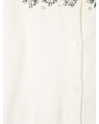 Cárdigan Blanco