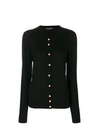 Cárdigan negro de Dolce & Gabbana