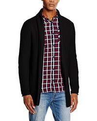 Cárdigan negro de Jack & Jones