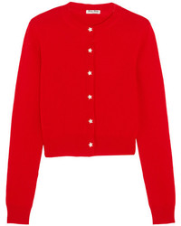 Cardigan rojo original 1340007