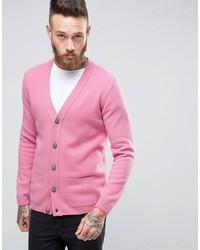Cárdigan rosado de Asos