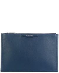 Cartera Sobre Azul de Givenchy