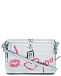 Cartera sobre plateada de Dolce & Gabbana