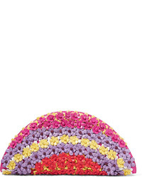 Cartera sobre violeta claro de Nancy Gonzalez