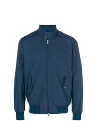 Cazadora de aviador azul marino de Engineered Garments