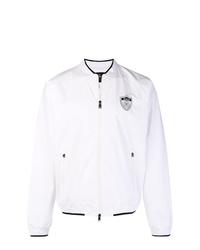 Cazadora de Aviador Blanca de Polo Ralph Lauren