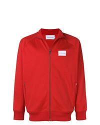 Cazadora de aviador estampada roja de Calvin Klein Jeans