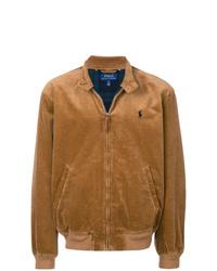 e6cf5d0d2a1 Cazadora de aviador marrón claro de Polo Ralph Lauren