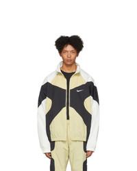 Cazadora harrington marrón claro de Nike