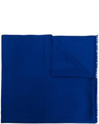 Chal azul de Versace