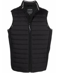 Chaleco de abrigo acolchado negro de Calvin Klein