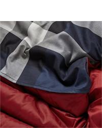 Chaleco de abrigo acolchado rojo de Burberry
