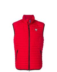 Chaleco de abrigo acolchado rojo de Rossignol