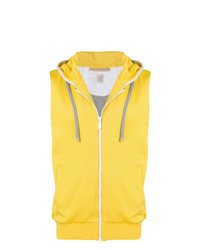 Chaleco de abrigo amarillo de Eleventy