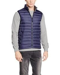 Chaleco de abrigo azul marino de s.Oliver