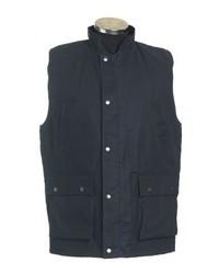 Chaleco de abrigo azul marino de Stormafit