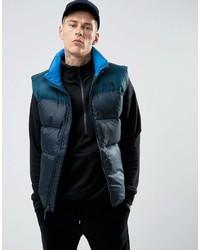 Chaleco de abrigo azul marino de The North Face