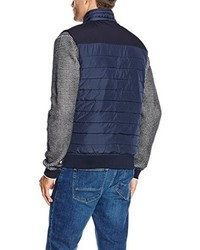 Chaleco de abrigo azul marino de Tommy Hilfiger