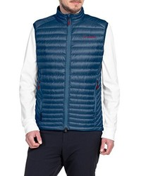 Chaleco de abrigo azul marino de VAUDE