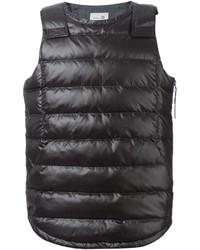 Chaleco de abrigo en gris oscuro de Puma