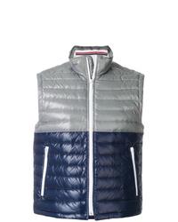 Chaleco de abrigo en multicolor de Thom Browne
