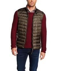 Chaleco de abrigo marrón de LERROS