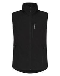 Chaleco de abrigo negro de Icepeak
