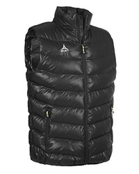 Chaleco de abrigo negro de Select