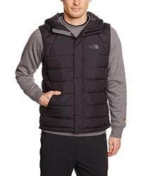 Chaleco de abrigo negro de The North Face
