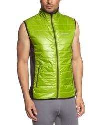 Chaleco de abrigo verde oliva de Marmot