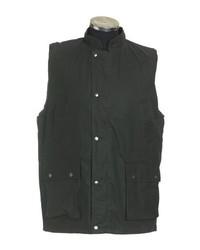 Chaleco de abrigo verde oscuro de Stormafit