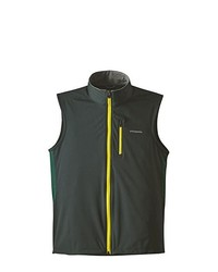 Chaleco de abrigo verde oscuro de The North Face