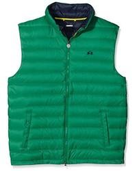 Chaleco de abrigo verde de La Martina