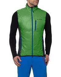 Chaleco de abrigo verde de VAUDE