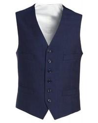 Chaleco de Vestir Azul Marino de Ralph Lauren