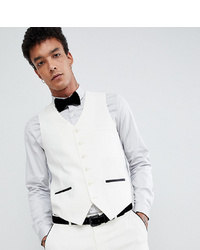 Chaleco de vestir blanco de Heart & Dagger