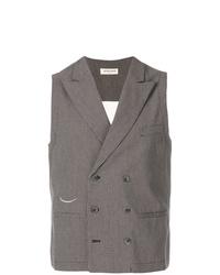 Chaleco de vestir gris de Al Duca D'Aosta 1902
