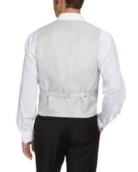 Chaleco de vestir gris de Monti