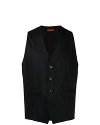 Chaleco de vestir negro de Barena