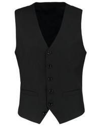 Chaleco de Vestir Negro de Pier One