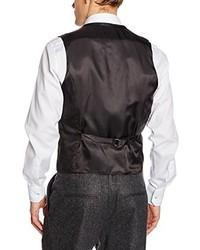 Chaleco de vestir negro de s.Oliver BLACK LABEL