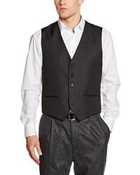 Chaleco de vestir negro de s.Oliver