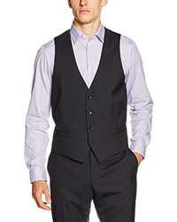 Chaleco de vestir negro de Strellson Premium