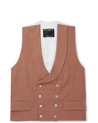 Chaleco de vestir rosado de Favourbrook