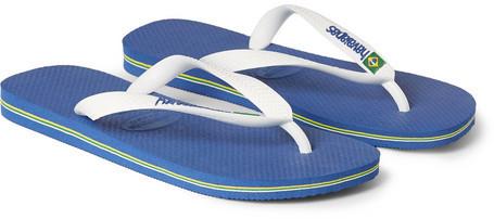 Chaussures Bleues De Havaianas 7H5FR