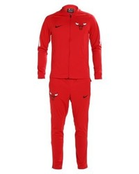 Chándal rojo de Nike